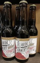 Oude gracht Stout Bier