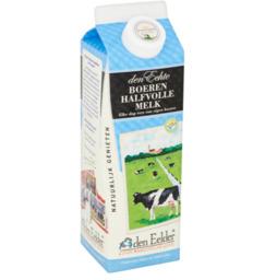 Half volle melk