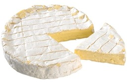 Camembert coupe