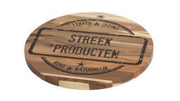 Acacia Houten Snijplank Streekproducten rond