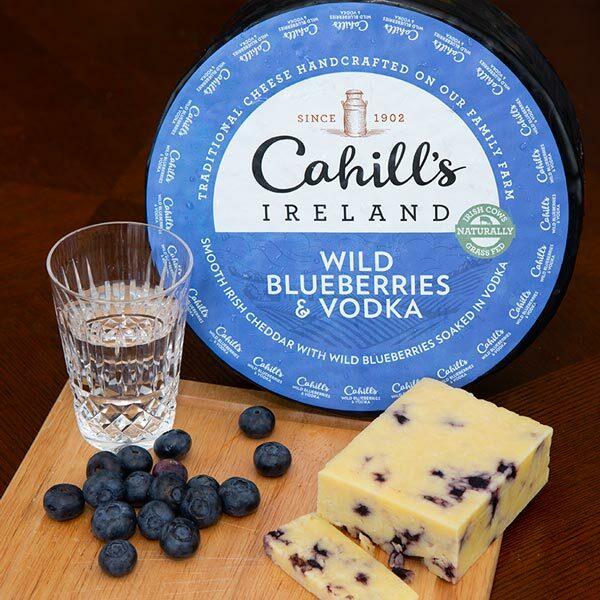 Cahills Vodka/ Blueberrie