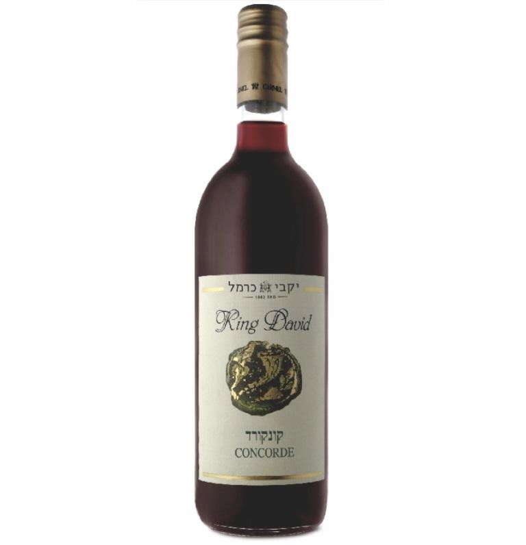 King David Concorde Red Wine