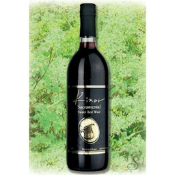 Kinor Sacramental Sweet Red Wine