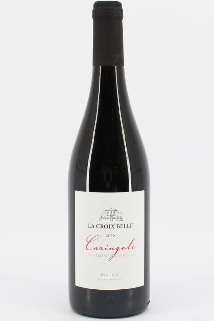 La Croix Belle syrah merlot carignan rood