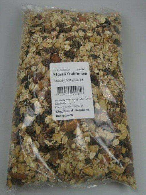 Muesli fruit/noten