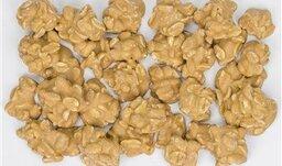 Pindarots zeezout/caramel