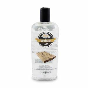 Pure Wood Oil voor het onderhoud van de kaasplank