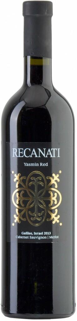 Recanati Yasmin Red cabernet sauvignon vs merlot