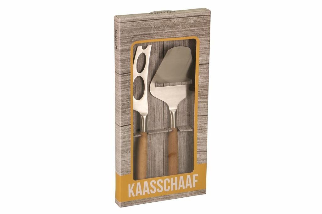 Set kaasschaaf en kaasmes