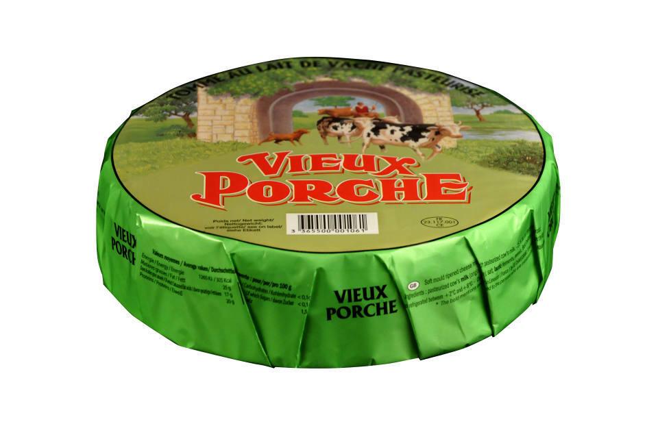 Tomme Blanche Vieux Porche