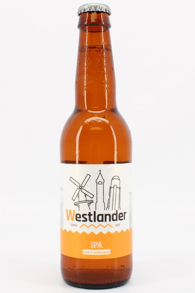 Westlander bier IPA 33cl