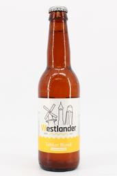 Westlander Bier Lekker Blond 33cl