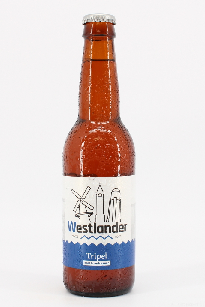 Westlander Bier Tripel 33cl