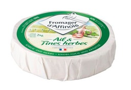 Fromager d'affinois ail fines herbes