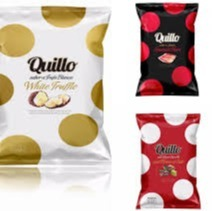 Quillo chips, spaanse ham